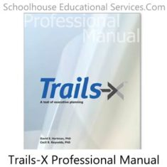 Trails-X Professional Manual Product Image